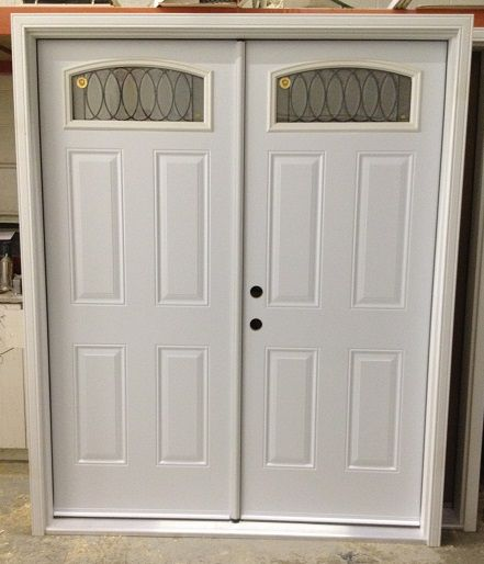 Virginia Double Entrance Doors