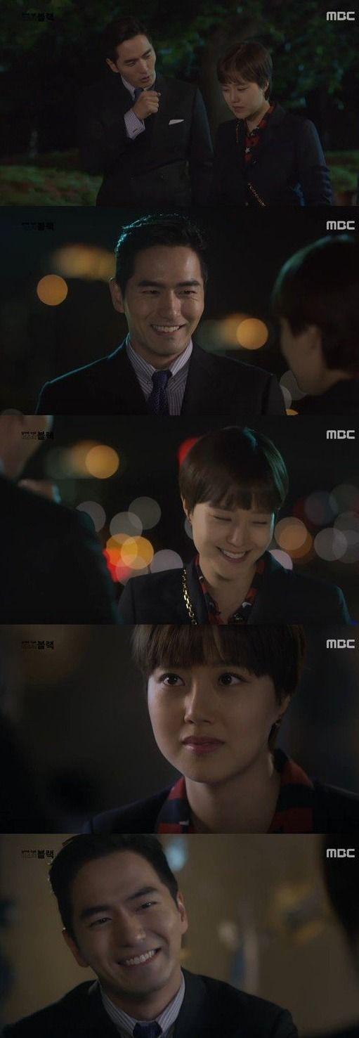 [Спойлер] Добавлен эпизод 16 захватывает для корейской драмы 'до свидания, мистер Блэк' @ HanCinema :: корейская база данных кино и драмы