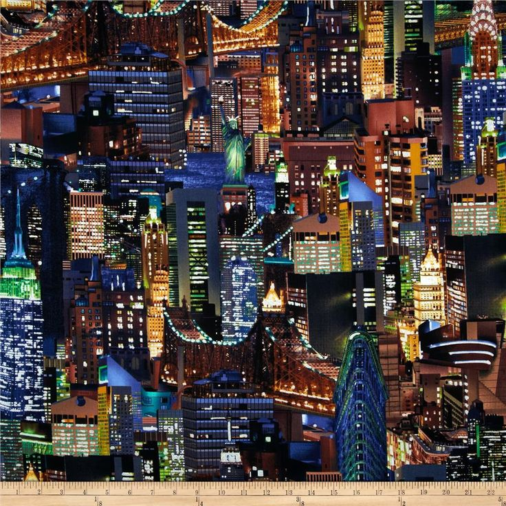 20 Best Images About City Skyline Art Quilt Inspiration On