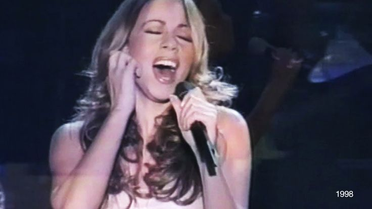 Mariah Carey - Best LIVE Whistles 1990 - 2013 (Live High Notes)