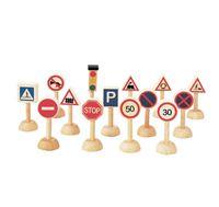 Trafikskyltar eko