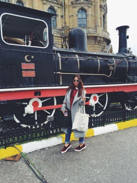 Kiwi Tells | Geziler, Istanbul Kahve Festivali