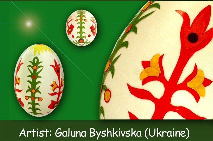 Svitlana Borysenko www.pysankastore.com www.bravopysanka.com