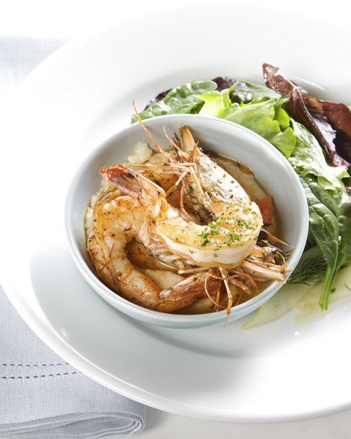 This salad recipe is from chef John Besh of August restaurant. Serve with his Slow-Cooked Louisiana Shrimp and Grits for a delicious dinner.
