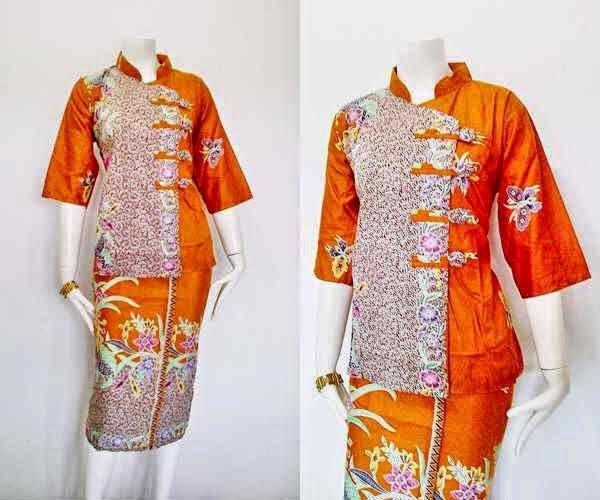 Les 25 meilleures ides de la catgorie Modle baju batik sur
