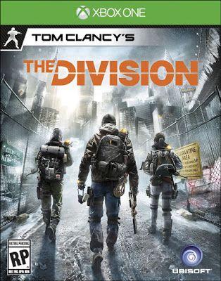 myneblogelectronicslcdphoneplaystatyon: Tom Clancy's The Division - Xbox One