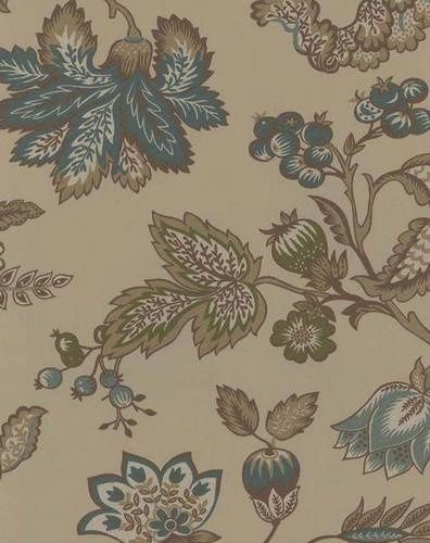 French country wallpaper pierre deux large french country tieldras floral toile wallpaper brown