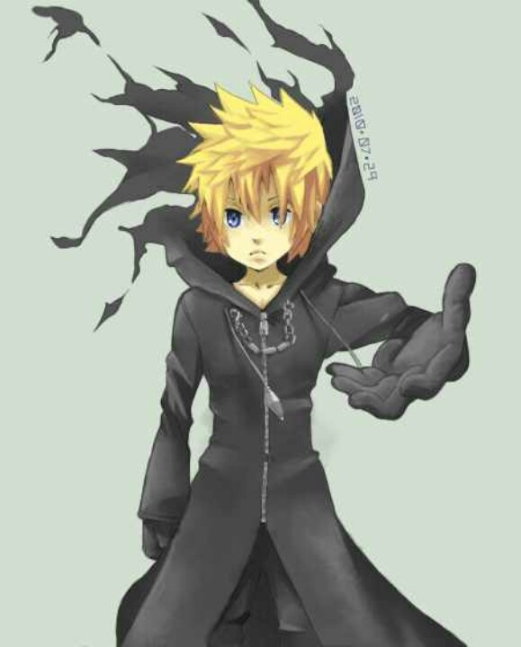 17 best images about roxas on pinterest posts pokemon - Kingdom hearts roxas images ...
