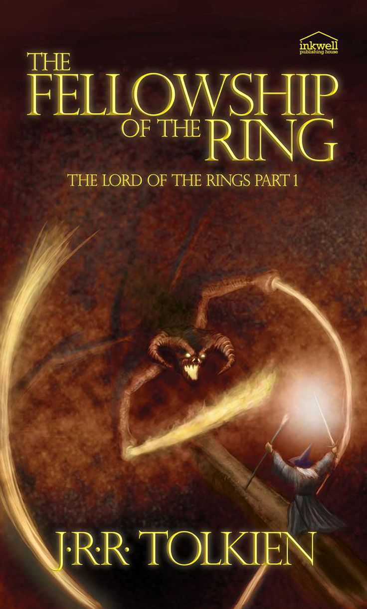 13 best books to read images on pinterest fashion books hair dos the lord of the rings book covers by brent cherry via behance fandeluxe Choice Image