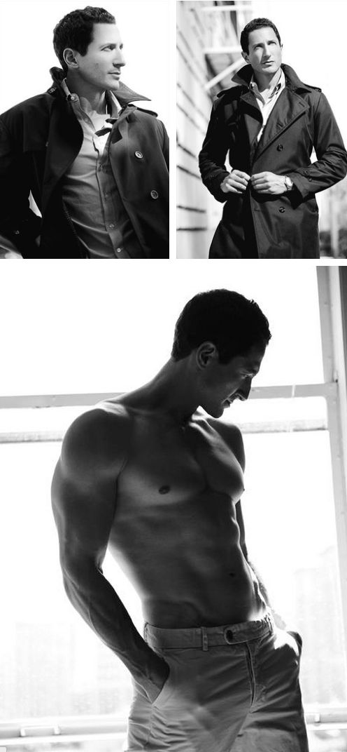 Sasha Roiz [ so remember him from Caprica ]