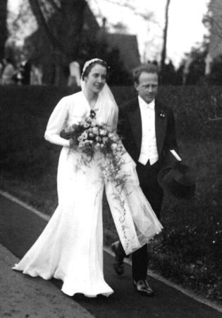 1937 Wedding in Berlin