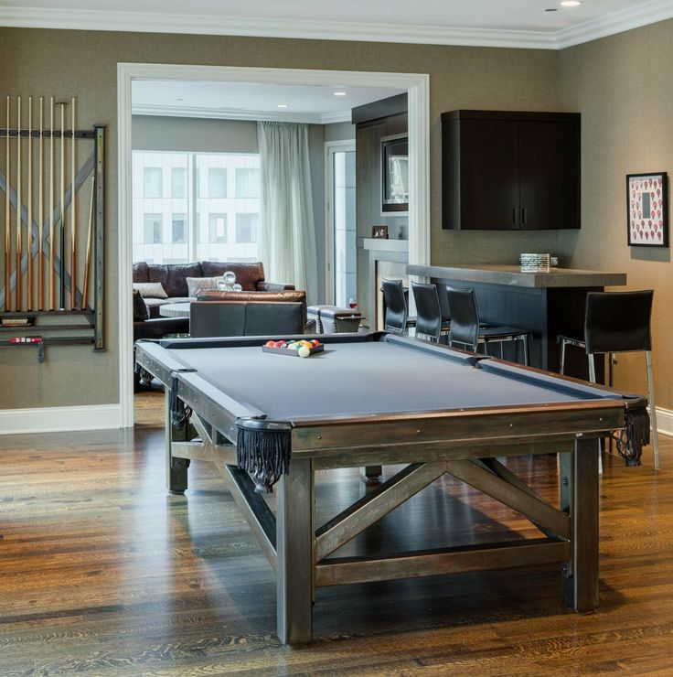 Another Custom Pool Table