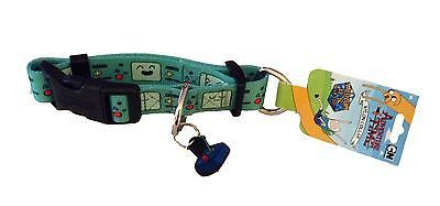 Cartoon Network Adventure Time Beemo Green Nylon Pet Dog Collar Pick Your Size