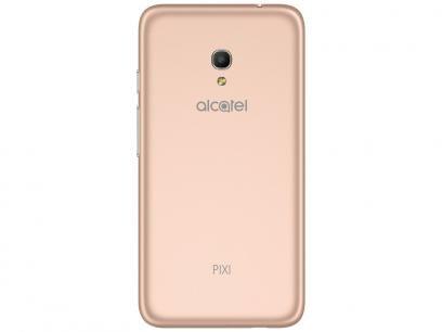 Smartphone Alcatel PIXI4 5 Metallic 8GB Branco - Dual Chip 4G Câm. 8MP + Selfie 5MP Cartão 16GB com as melhores condições você encontra no Magazine Tonyroma. Confira!