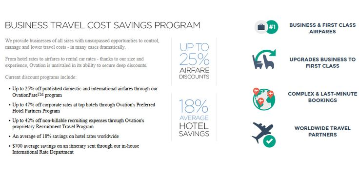 ‪#‎CORPORATE_FLIGHTS‬ (direct booking) 1. UP TO 30% AIRFARE DISCOUNTS 2. 22% AVERAGE HOTEL SAVINGS 3. 250.000+ HOTELS PROMO DEALS ‪#‎Corporate_Travel_Savings‬: Save travel costs on Airfare, Hotels and Car Rentals with negotiated rates. ‪#‎Direct_Booking_Approach‬: Your small business can save time, money and frustration by direct online booking and avoiding the complicated corporate travel hubs. ‪#‎Savings_From_Lower_Service_Fees‬: For large and small accounts the savings can be substantial.
