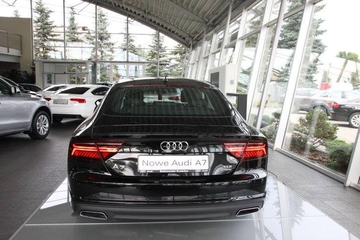Audi A7 model 2015 :)