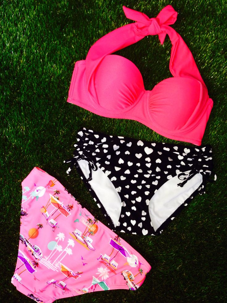 Celebrate 30 Days of Triple Treats inspired by beautiful customers! Enter code word TRIPLE at point of purchase for 30% OFF 3 items or more + FREE SHIPPING! Featured here: Heaven Plain Jane Convertible Halter Bandeau Top, Fashion Plains Heart 2 Heart Rouche Brief & Endless Summer Brief - $63 for all 3 items + Free Shipping! SHOP HERE: http://www.swimheaven.com.au/plain/tops/heaven-plain-jane-convertible-halter-bandeau-top.html