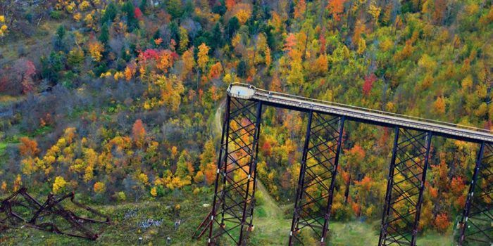 The Beautiful Forest Near Pittsburgh That S Perfect For A Fall Visit Allegheny National Forest State Parks Cool Places To Visit