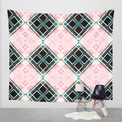 New traditional Wall Tapestry by Raluca Ag | Society6