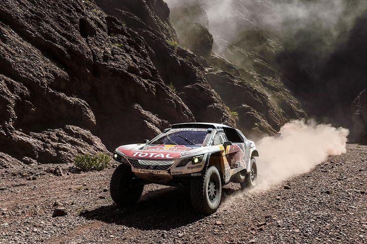 Dakar 2017 Stage 3 - SAN MIGUEL DE TUCUMÁN - SAN SALVADOR DE JUJUY | Page 5 | race-deZert