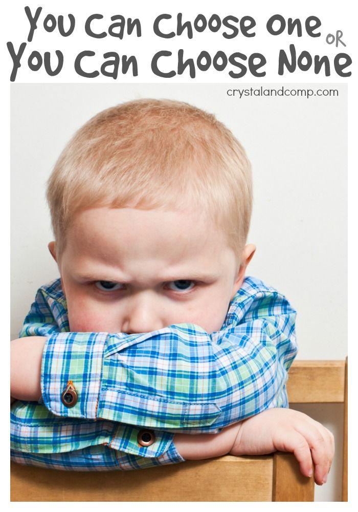 Child Discipline Method