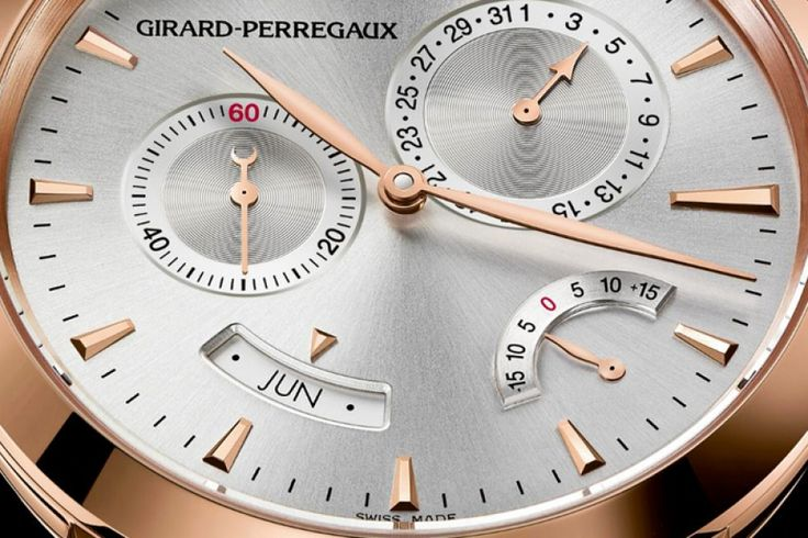 Girard-Perregaux 1966    Három komoly komplikációt préselt a klasszikus, 1966-os kollekció legfrissebbjébe a Girard-Perregaux. Kristályos hangot ütő percismétlő, naptár és időkiegyenlítés funkciók működnek tökéletes harmóniában. A teljes cikk még több cool fotóval >>> www.woohooo.hu/stilus/ora/girard-perregaux-1966-minute-repeater