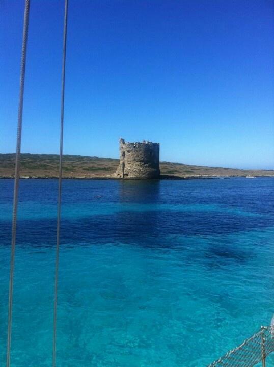 Isola piana Stintino