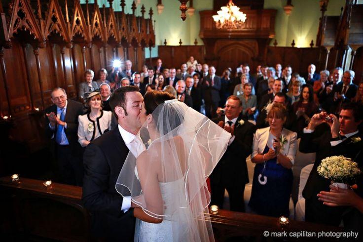 Markree Castle wedding chapel civil ceremony Ireland Sligo
