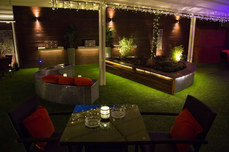 The Limerick Strand Hotel recently celebrated the Chinese New Year by unveiling their new exciting outdoor entertainment space, The Secret Garden. Picture: Alan Place.