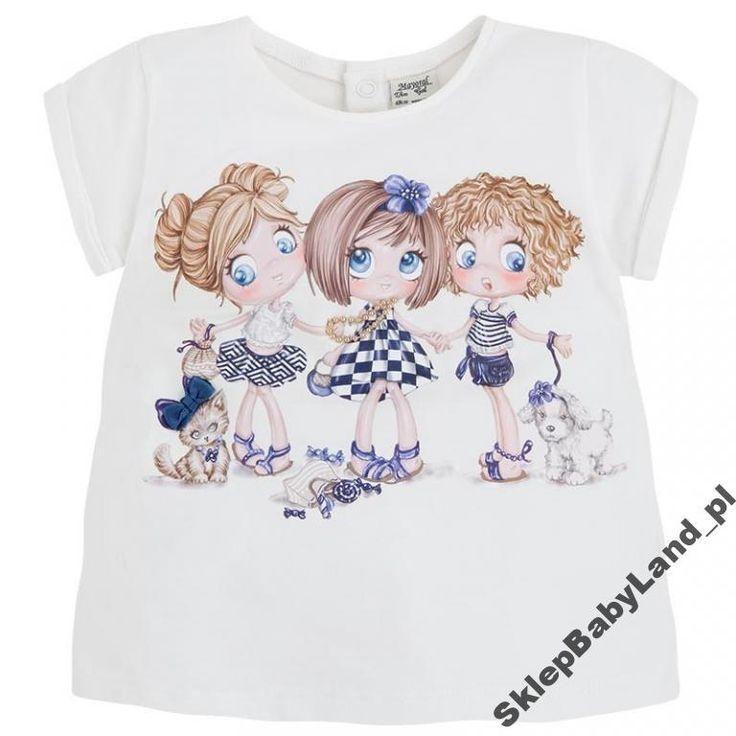MAYORAL koszulka kr.rękaw 1015 r. 68 (5674813791) - Allegro.pl - Więcej niż aukcje.