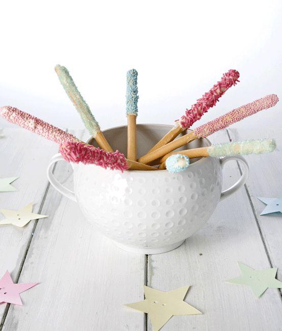 Traktatie   Smikkelstokken - simpel koken, traktatietips   Flair at Home
