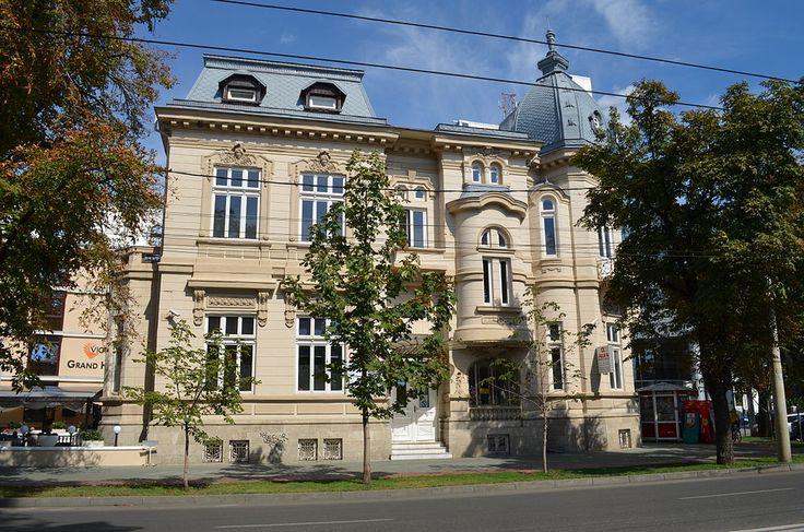 Casa Ghiță Stoenescu, azi clinica Alfa Medical Center, Bd. Independenței nr. 27, Ploiești (1).JPG