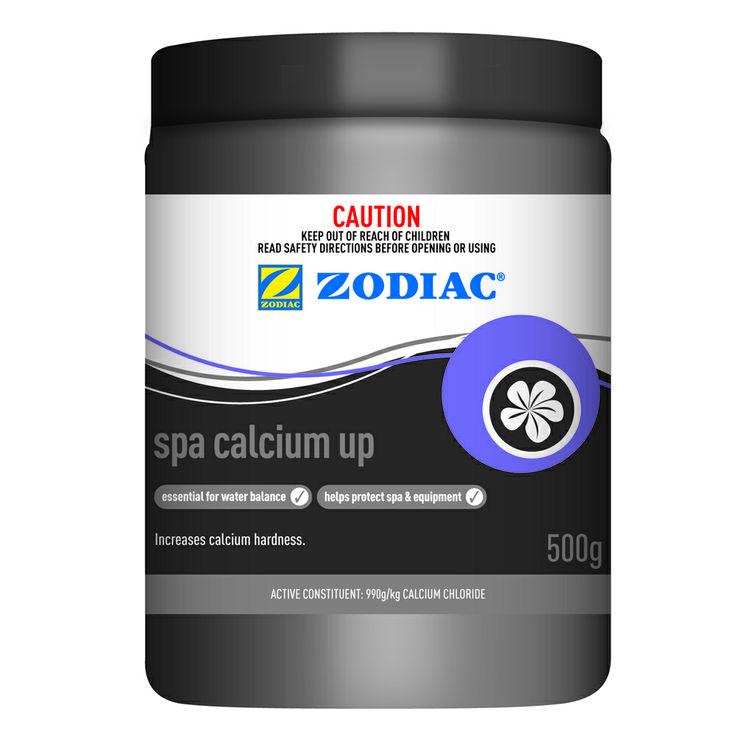 Calcium increase 500g increases calcium hardness in spas