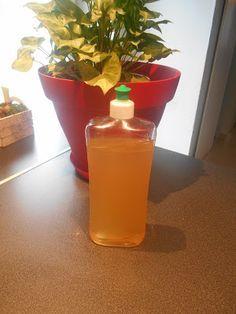 Mes astuces au naturel: Liquide pour lave-vaisselle (Diy)