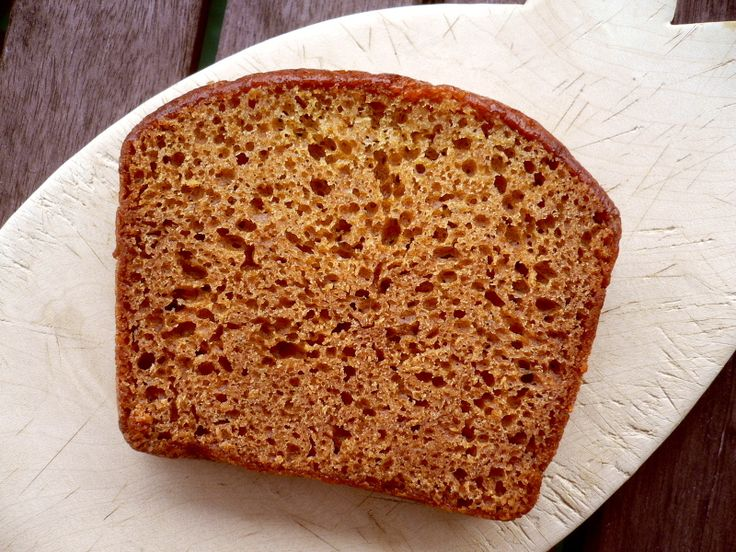 Honey cake. Makes a great breakfast bread with tea.