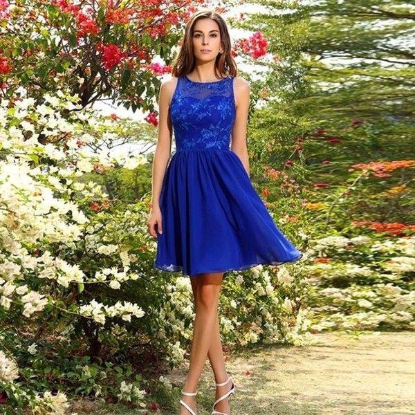 104 best Abendkleider Dunkel Blau images on Pinterest   Dress party ...