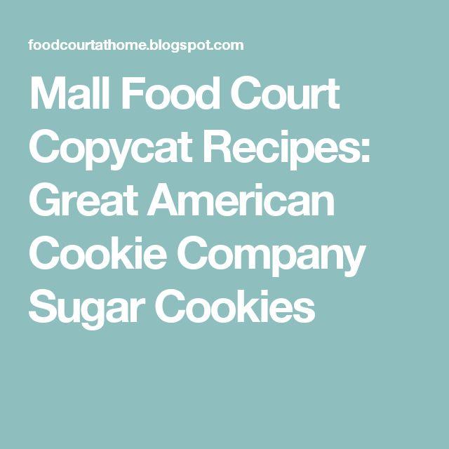 Great American Cookie Cake Copycat Recipe