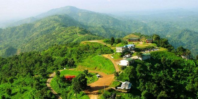 Bandarban - attractive natural tourist place