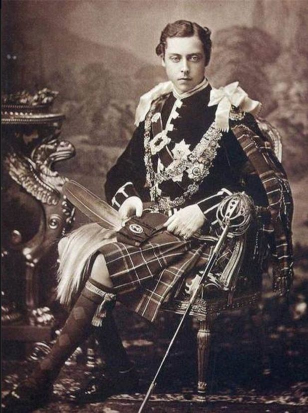 Queen Victoria's son - Prince Leopold, Duke of Albany. He was a hemophiliac who…