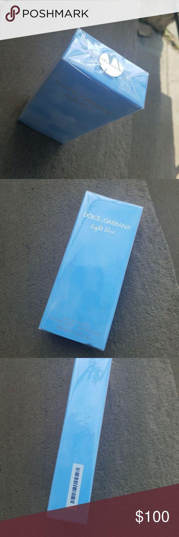 Dolce & Gabbana Light Blue 100ml 3.4 Oz Dolce & Gabbana Light Blue 100ml 3.4oz Dolce & Gabbana Other