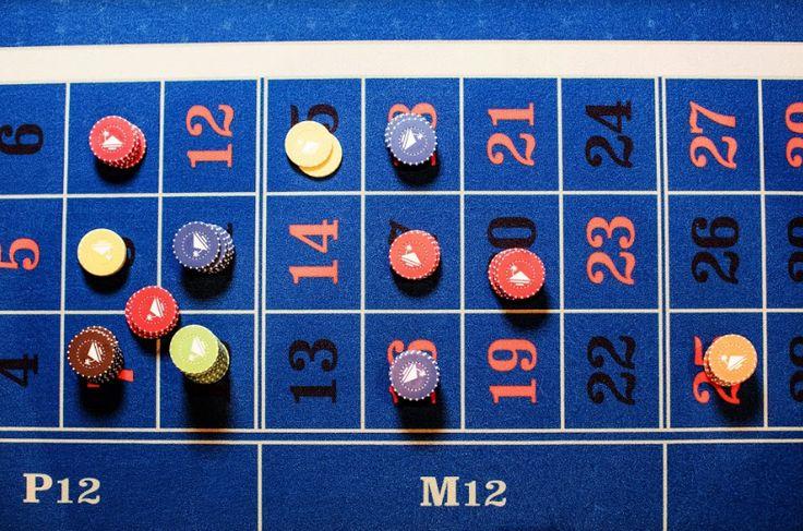 Table de Roulette anglaise au Casino Barrière Enghien-les-Bains