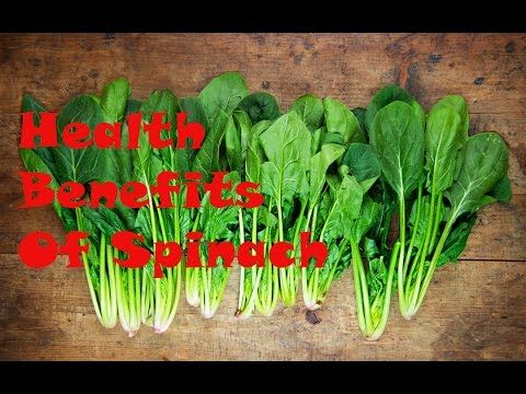 Ten Reason Why You Should Eat Spinach   Health Benefits Of Spinach