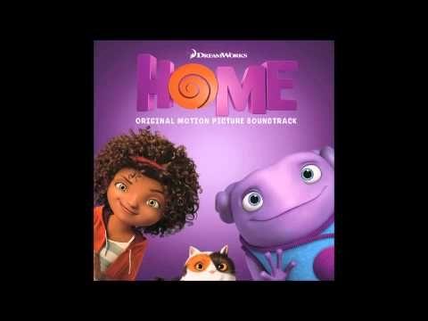 Home Soundtrack #01 Rihanna - Towards the Sun OST BSO