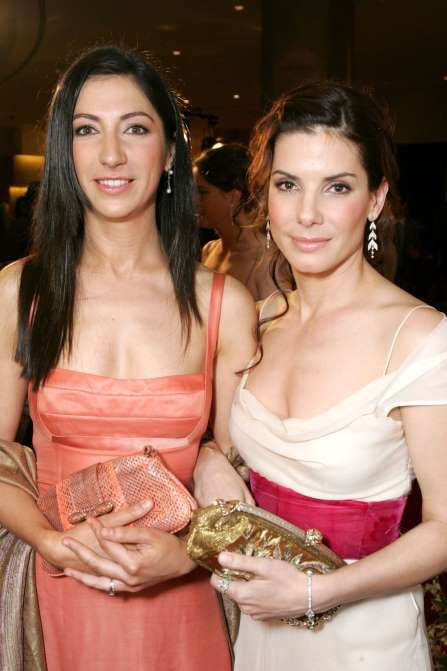 In 1998, Sandra Bullock developed her own production company, Fortis Films. Her younger sister, Gesi... - Alex Berliner/BEImages/Rex USA
