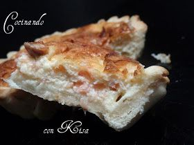 Cocinando con Kisa: Quiches mini de salmon con queso