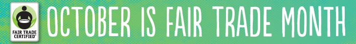 October is Fair Trade Month: Be prepared!