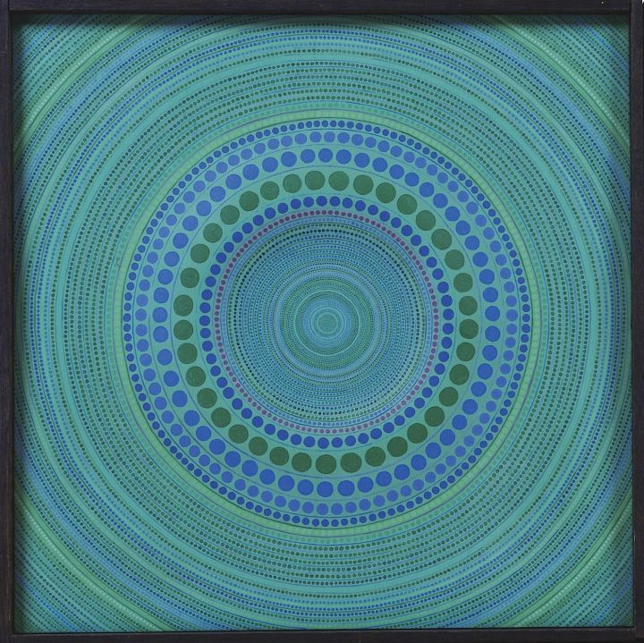 Minoru Onoda, Circle Master from Japan's Gutai Group