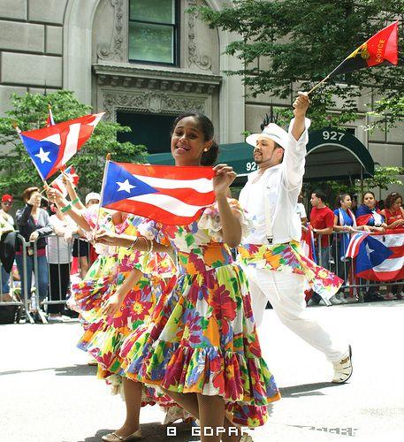 ☀Puerto Rico☀Puerto Rican Parade, New York, City
