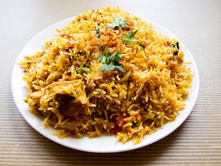 Chicken Biryani - Thermomix Recipes Blogs