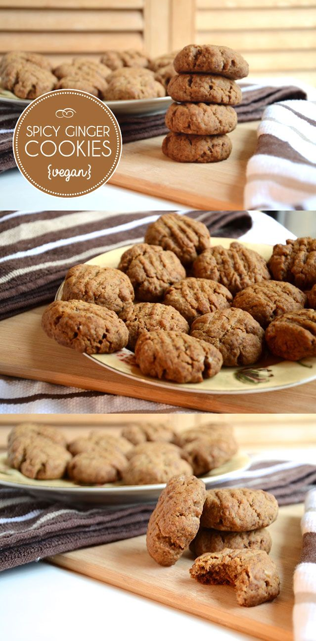 1000+ images about Vegan Desserts: Cookies, Brownies and Bars on ...